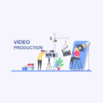 Production de contenus vidéos